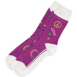 Hippie High-Top Socks