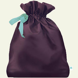 Medium Plum Reusable Gift Bag