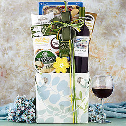 Rock Falls Vineyards Merlot Gift Tote