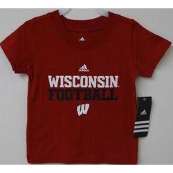 Wisconsin Football Toddler T-Shirt
