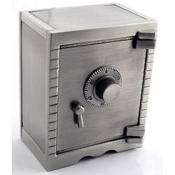 Engraved Safe Coin Bank