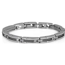 Stainless Steel with Steel Cables Bracelet