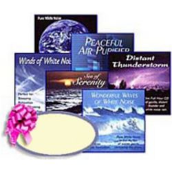 You're Special Gift Set CD Pack of Soothing Sounds