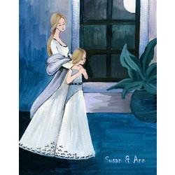 Maternal Fine Art Print