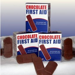 Chocolate First Aid Boxes