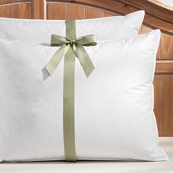 Natural Down Standard Pillows