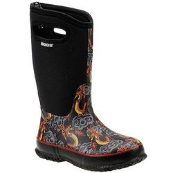 Toddler Bogs Boys' Classic Hi Dragon Boots