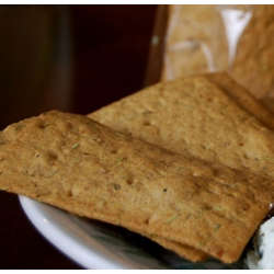 Rosemary Organic Crackers