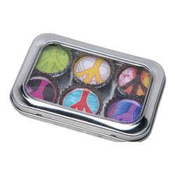 Peace Magnet Six Pack