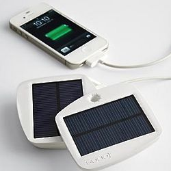 Bolt Solar Charger and Battery