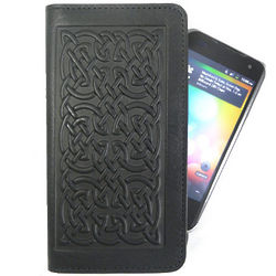 Celtic Knot Smartphone/Cell Phone Wallet