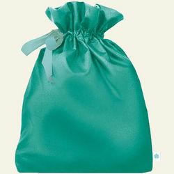 Large Turquoise Reusable Gift Bag