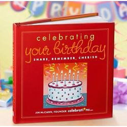 Celebrating Your Birthday Book