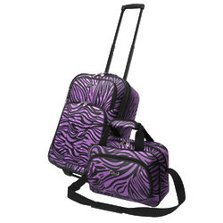 Fashion Traveler 2-Piece Luggage Set