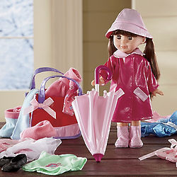 Rainy Day Doll and Clothing