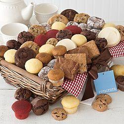 Grand Baked Snacks Gift Basket