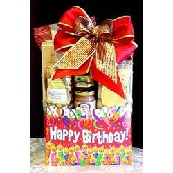 Happy Birthday Gourmet Treats Gift Box