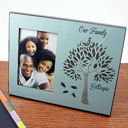 Personalized Offset Photo Frame