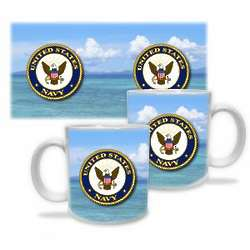 US Navy Sea Mug