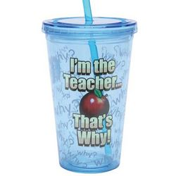 Teacher Acrylic Cup