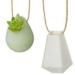 Wearable Planter Necklace