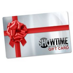 $25 Showtime E-Gift Card