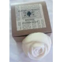 Rose Shaped Goat Milk Soap