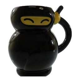 Ninja Coffee Mug