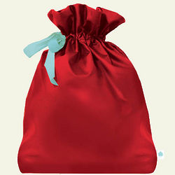 Reusable X-Large Red Gift Bag
