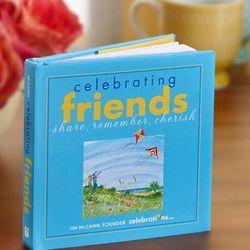 Celebrating Friends Book