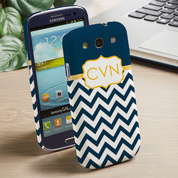 Preppy Chic Galaxy 3 Cell Phone Hardcase