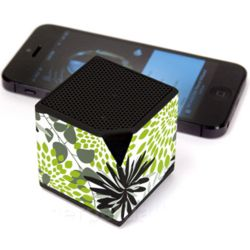 Floral Forest Blucube Wireless Speaker