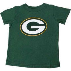 Preschooler's Green bay Packers Logo T-Shirt