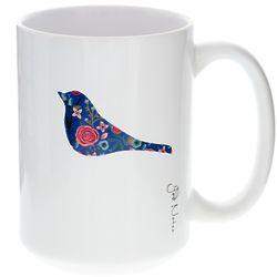 Floral Bird Mug