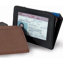 Front I.D. Card Holder Wallet