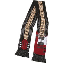 Electric Guitar Scarf