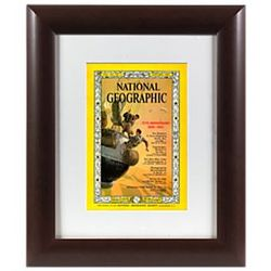 ''Your Year'' Framed National Geographic Magazine