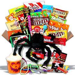 Haunted Halloween Gift Box