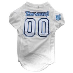 North Carolina Tar Heels (UNC) Premium Pet Football Jersey
