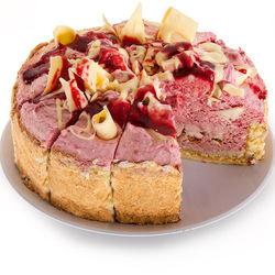 "9"" Raspberry Eruption Cake"