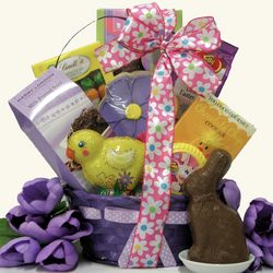 Easter Gift Basket for Tween and Teen Girls
