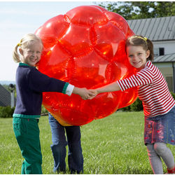 Great Big Translucent Outdoor Junior Playball