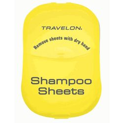 Biodegradable Shampoo Toiletry Sheets