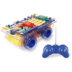 Snap Circuits RC Rover Toy