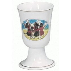 Small Ceramic Miriam's Cup