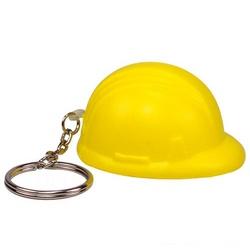 Hard Hat Keychain