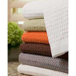 Modern Waffle Weave Hand Towel