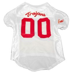 USC Trojans Premium Pet Football Jersey