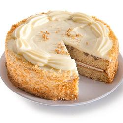 """9"""" Italian Cream Cake"""
