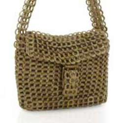 Golden Success Soda Pop-Top Shoulder Bag